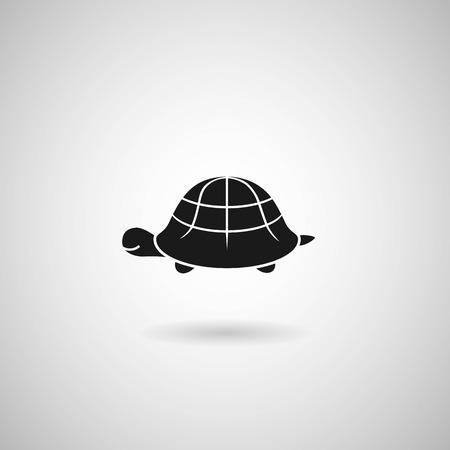 turtle symbol Vector