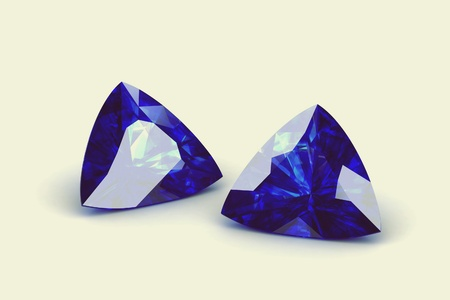 bringing: blue sapphire