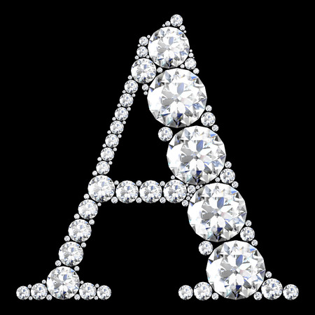 stunning: A stunning beautiful A set in diamonds