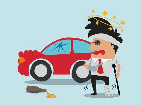 Picia i kierowania pojazdem