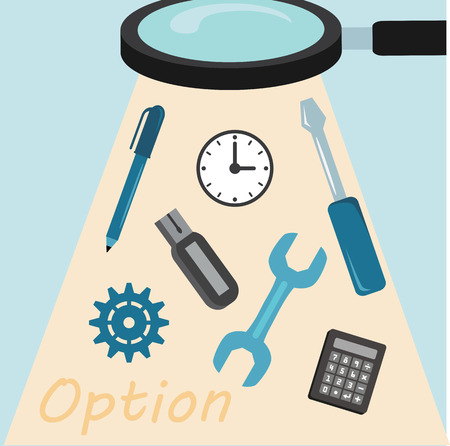 configure: Options and service tools