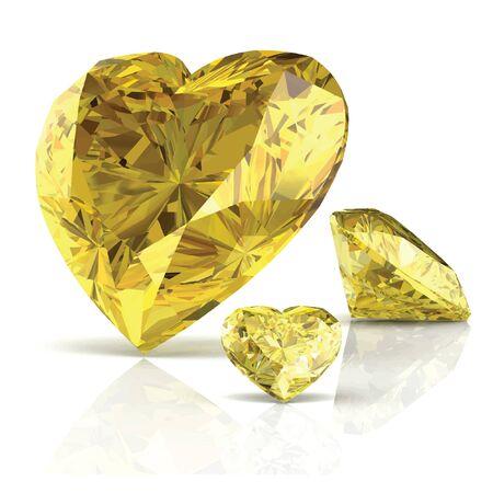 resolution: diamond jewel (high resolution 3D image)