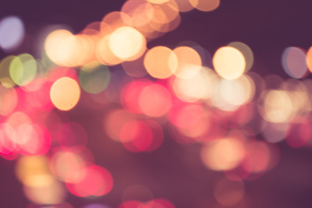 paragraphs: abstract background with bokeh lights