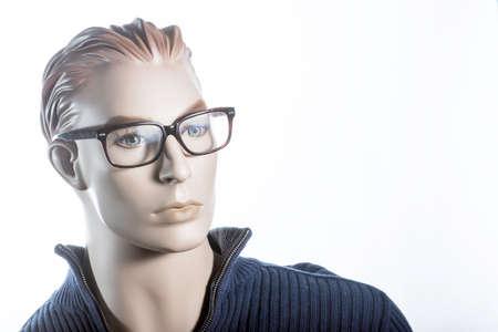 Mannequin with eyeglasses Reklamní fotografie