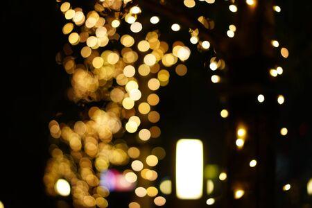 The illumination of Tokyo