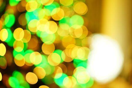 Blurred lights 写真素材