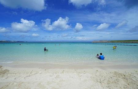 Okinawa sea 写真素材