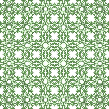 tracery: Seamless pattern of tracery 2 colors