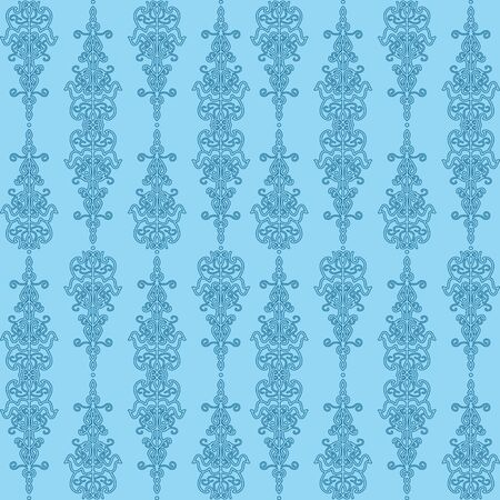 seamless pattern with ethnicity motif