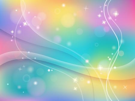 Colorful shiny summer  background  eps 10