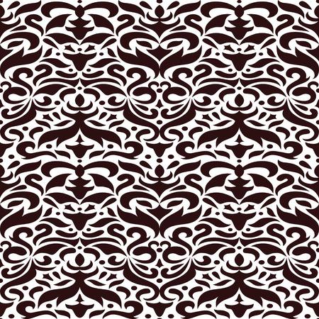 delicate: Delicate damask pattern