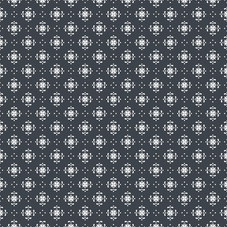 Vector illustration of seamless retro pattern Vector