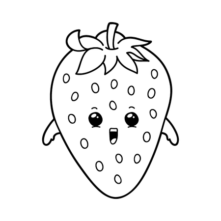 Ilustración Vectorial Para Colorear Por Números Juego Educativo Con
