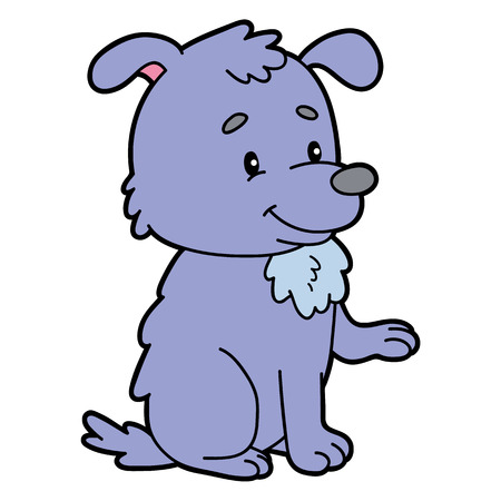 vector illustration of cute cartoon baby animal character for children and scrap book voltagebd Image collections