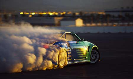 drifting: Car drifting