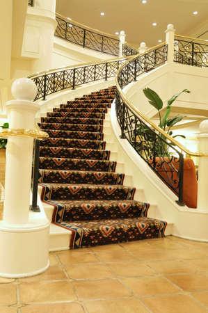 Hotel lobby Stock Photo - 5601556