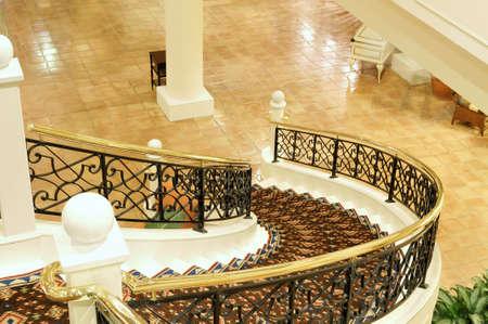 hotel: Hotel lobby