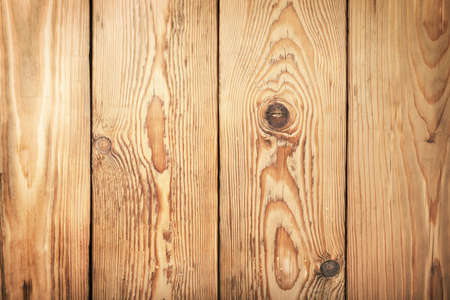 Old wooden planks texture for background  Top view