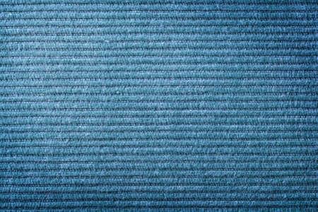 velvet dress: Blue corduroy fabric texture for background  Close up shot