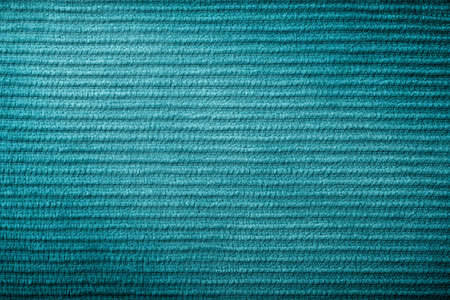 Green corduroy fabric texture for background  Macro shot  Stock Photo - 17112838
