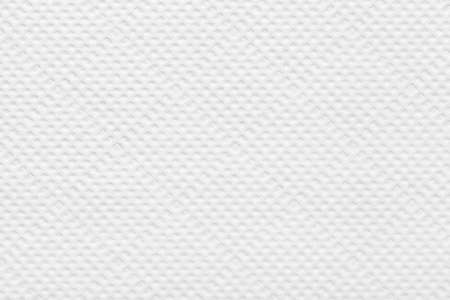 White toiled paper texture for background. Macro shot