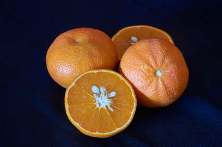 Mandarin is the fruit of the different citrus species commonly called Mandarin, among them Citrus reticulated, Citrus unshiu, Citrus freshen, as well as their hybrids, including Citrus tangerine, whose taxonomy is discussed