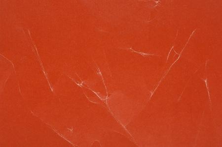 rumple: The rumple red paper background.