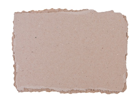 goffer: A piece of cardboard paper abstract background.