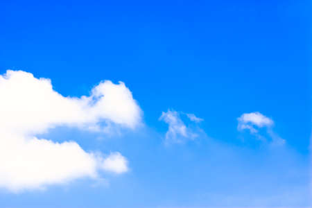 without clouds: Bright sky without clouds and pollution  Stock Photo