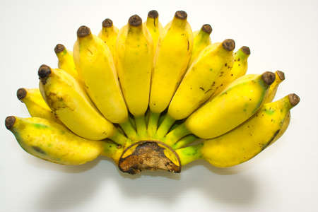 Were unripe banana to eat properties help relieve stomach. photo