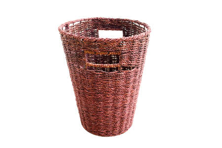 Baskets made from natural materials that are durable and beautiful. photo