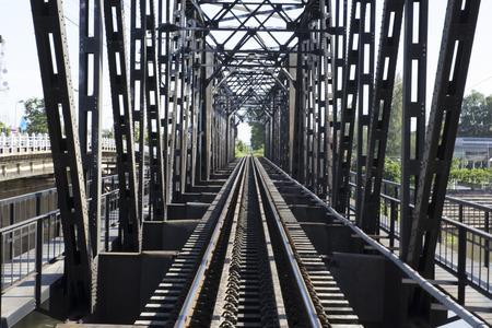 wood railroads: rail