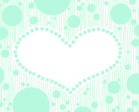heart frame background   photo