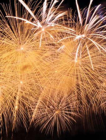 fireworks background  photo