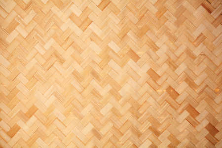 weave bamboo background  photo
