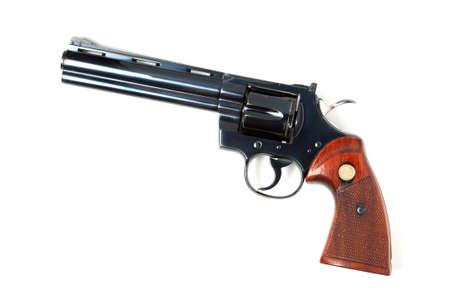 full metal jacket: revolver, isolated