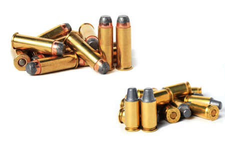 45 ammo:  44 Magnum vs  45 acp ammo