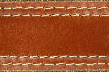 grunge Leather brown background   Stock Photo - 12747948