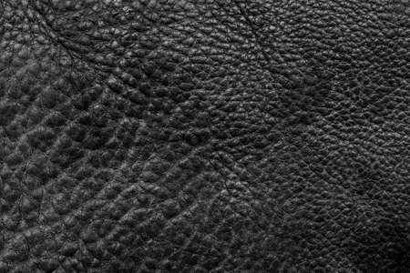 black leather background Stock Photo - 12748161