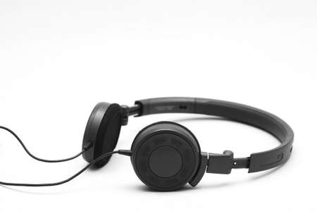 grooved: headphone isolated