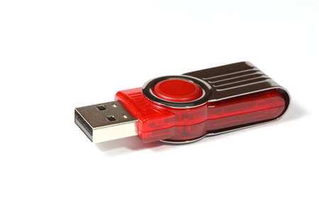 USB flash drive memory photo