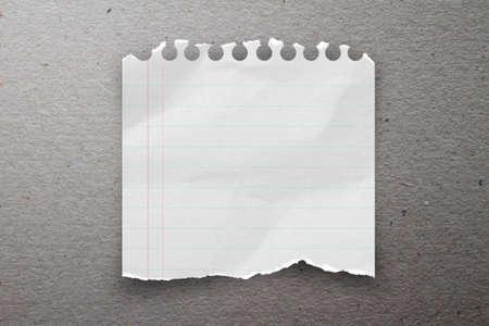 crinkles: note paper
