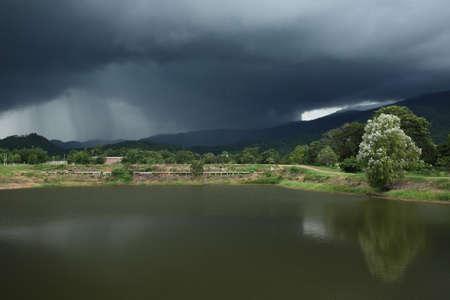 Strom: raining incoming