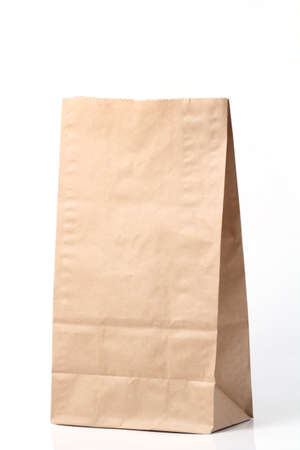 recycled paper bag photo
