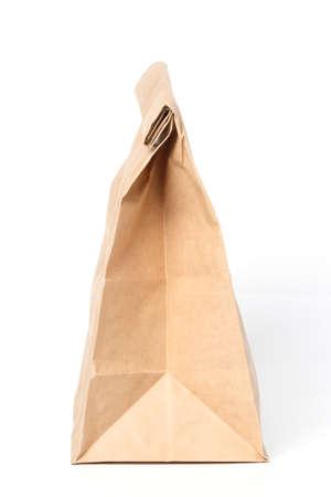 reusable: paper bag Stock Photo