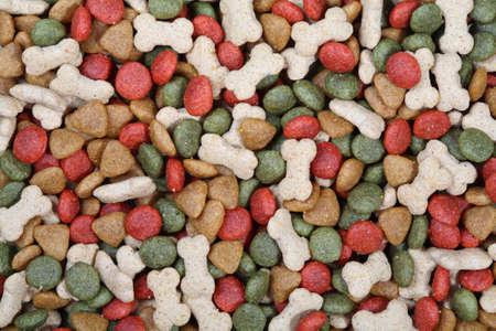 Dog food  photo
