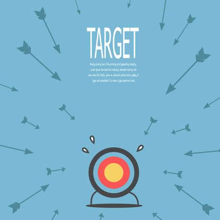 target Stock Vector - 18356185