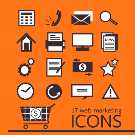 Business - Web icon Vector
