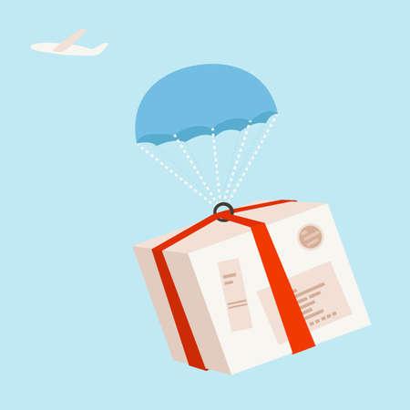 air shipping: air mail