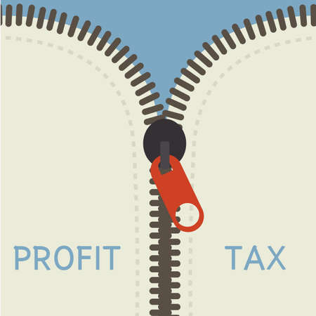 unzip: Zip and tax Illustration